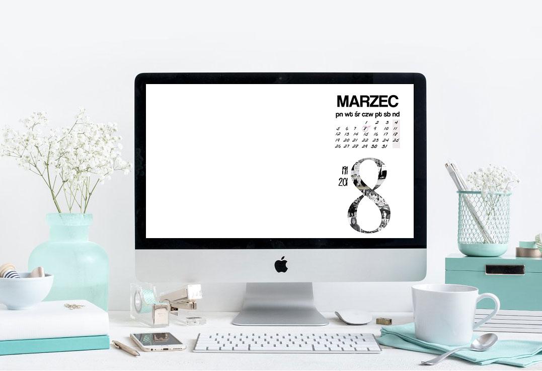 marzec mac - Feministyczny kalendarz na marzec