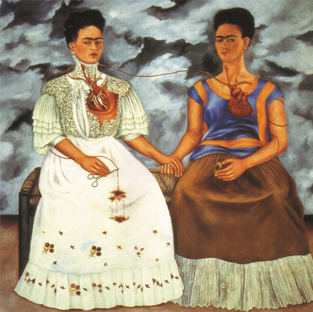 the two fridas 1939 1024x1019 - O ciele