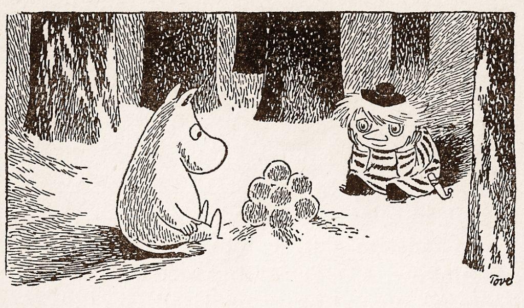 zima 1024x602 - Cała Polska czyta Muminki. Sylwestrowe podsumowanie akcji