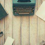 typewriter 150x150 - Godzina dziennie codziennie. O tym, co mi dało pisanie na czas