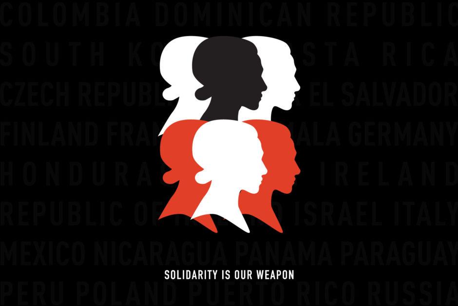 strajk1 3 940x627 - Moje przemówienie na Międzynarodowym Strajku Kobiet 8 marca