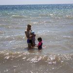 morze1 150x150 - Pierwsza w życiu podróż z niemowlakiem i jak ją przeżyć