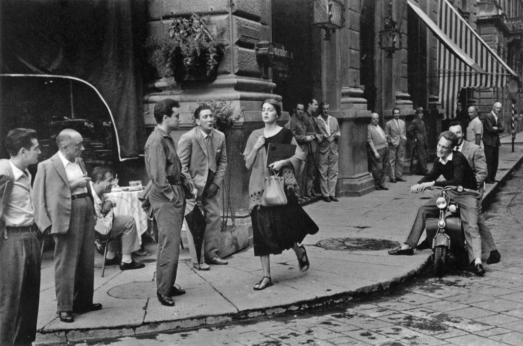 american girl in italy 1951 1024x677 - Dzielnik #19