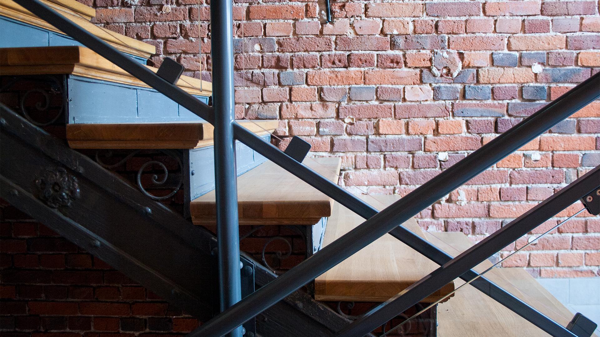 schody - Miasto według wózkary