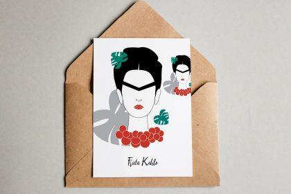 frida kahlo 420x280 - Feministyczny kalendarz. Frida Kahlo na lipiec