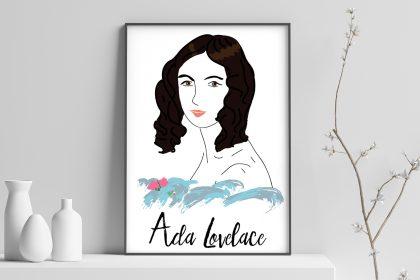 lovelace main 420x280 - Feministyczny kalendarz na grudzień. Ada Lovelace