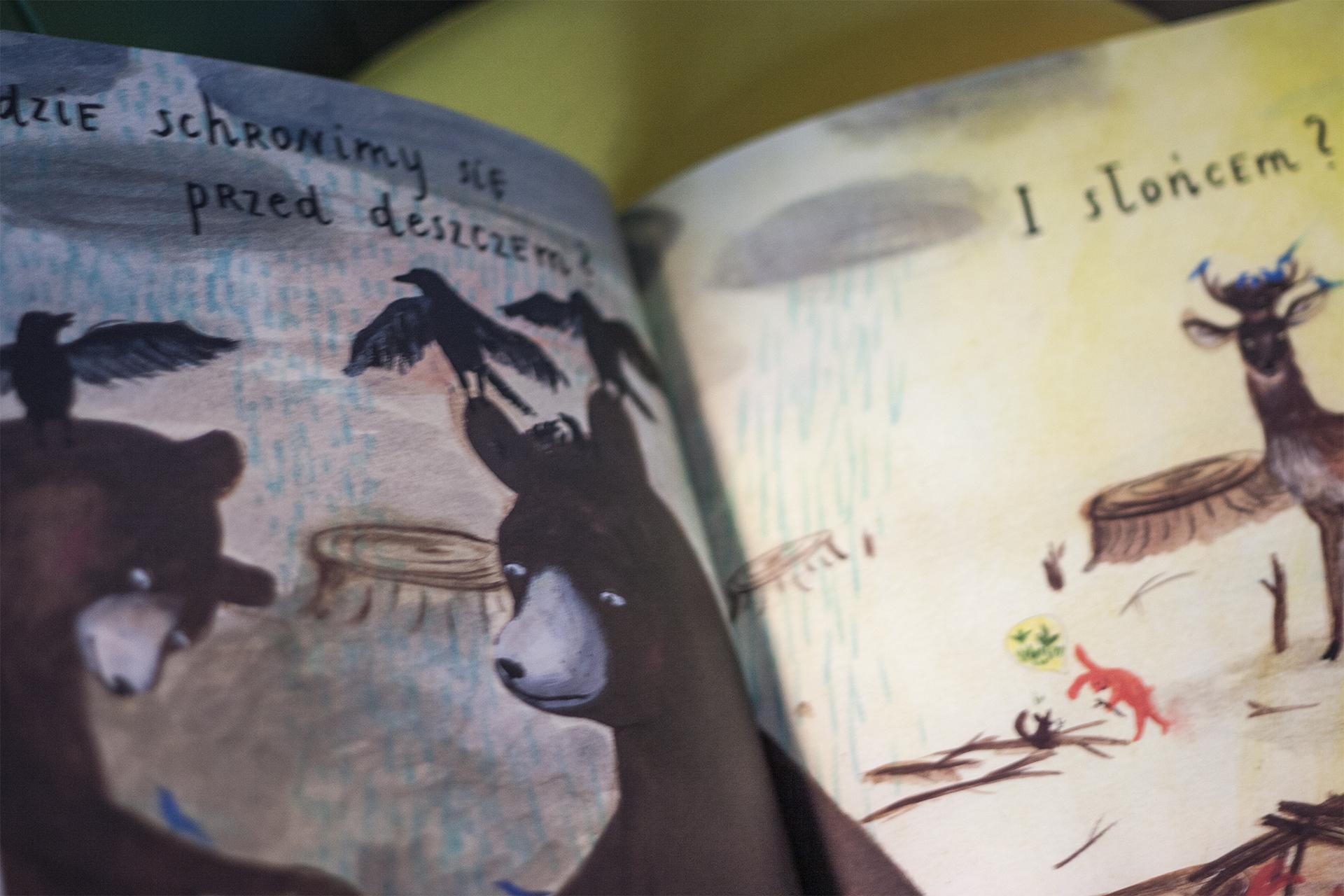 dziwolagi - Nasze ulubione książki o zwierzętach