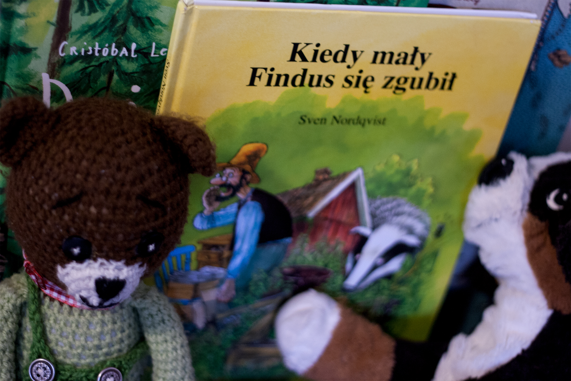 findus - Nasze ulubione książki o zwierzętach