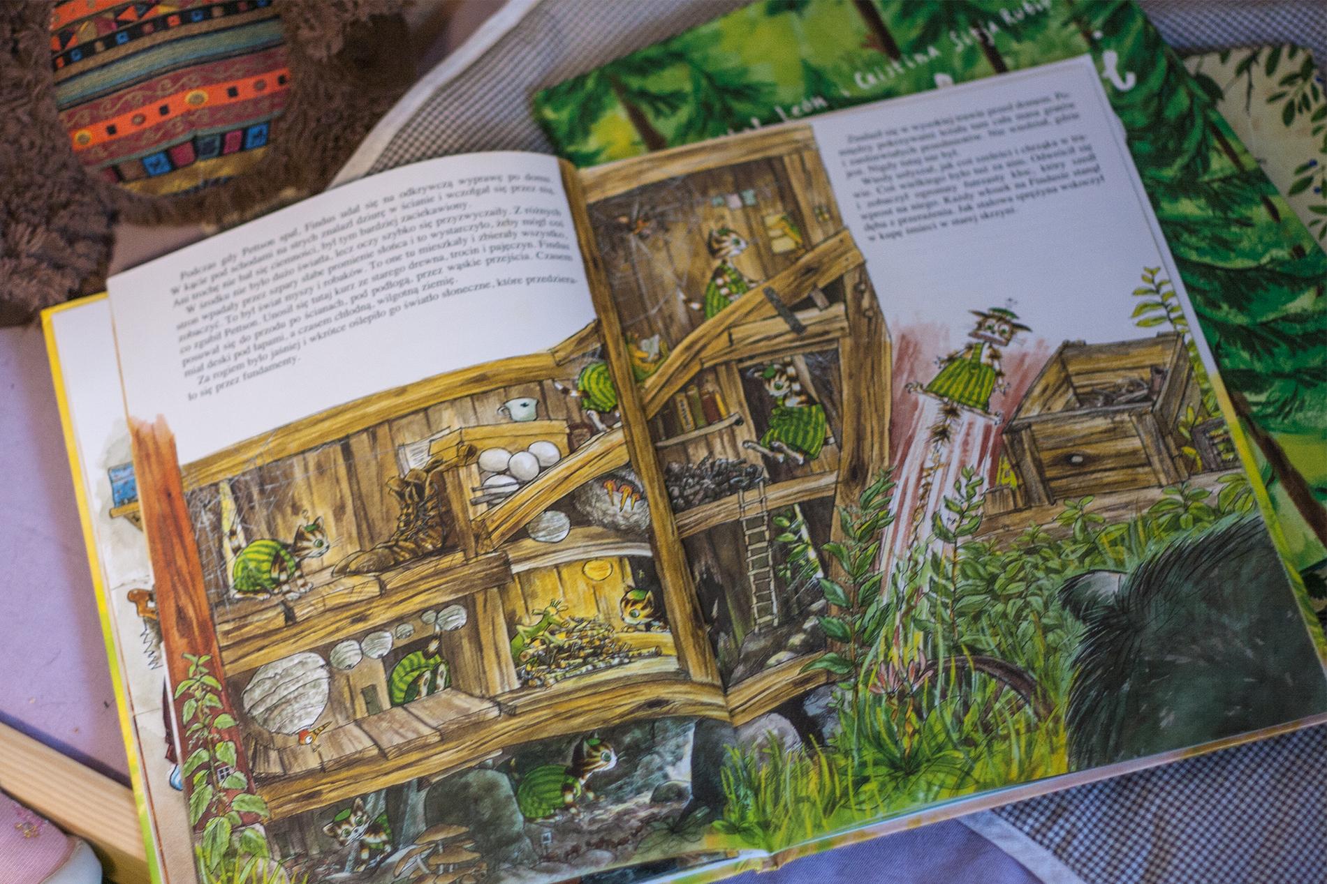 findus2 - Nasze ulubione książki o zwierzętach