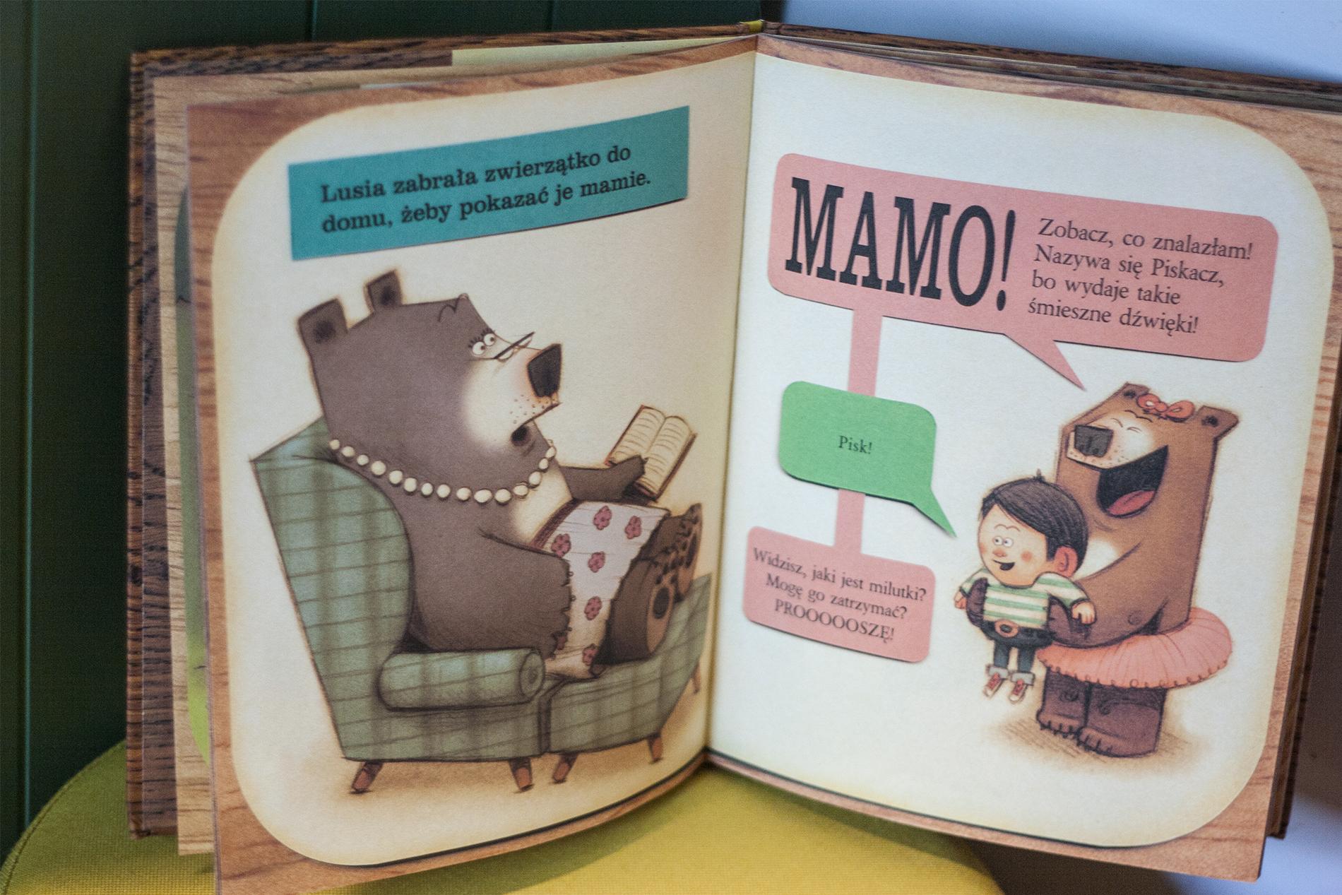 isia - Nasze ulubione książki o zwierzętach