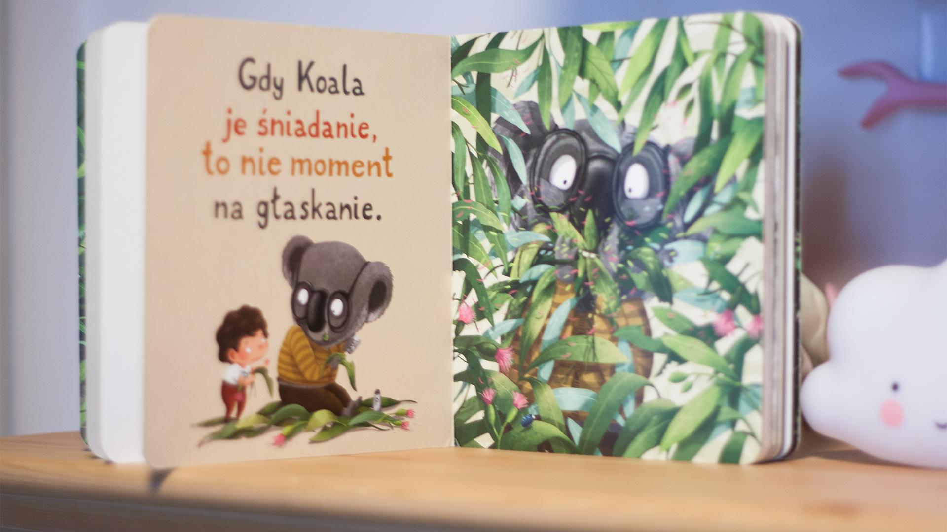 koala2 - Nasze ulubione książki o zwierzętach