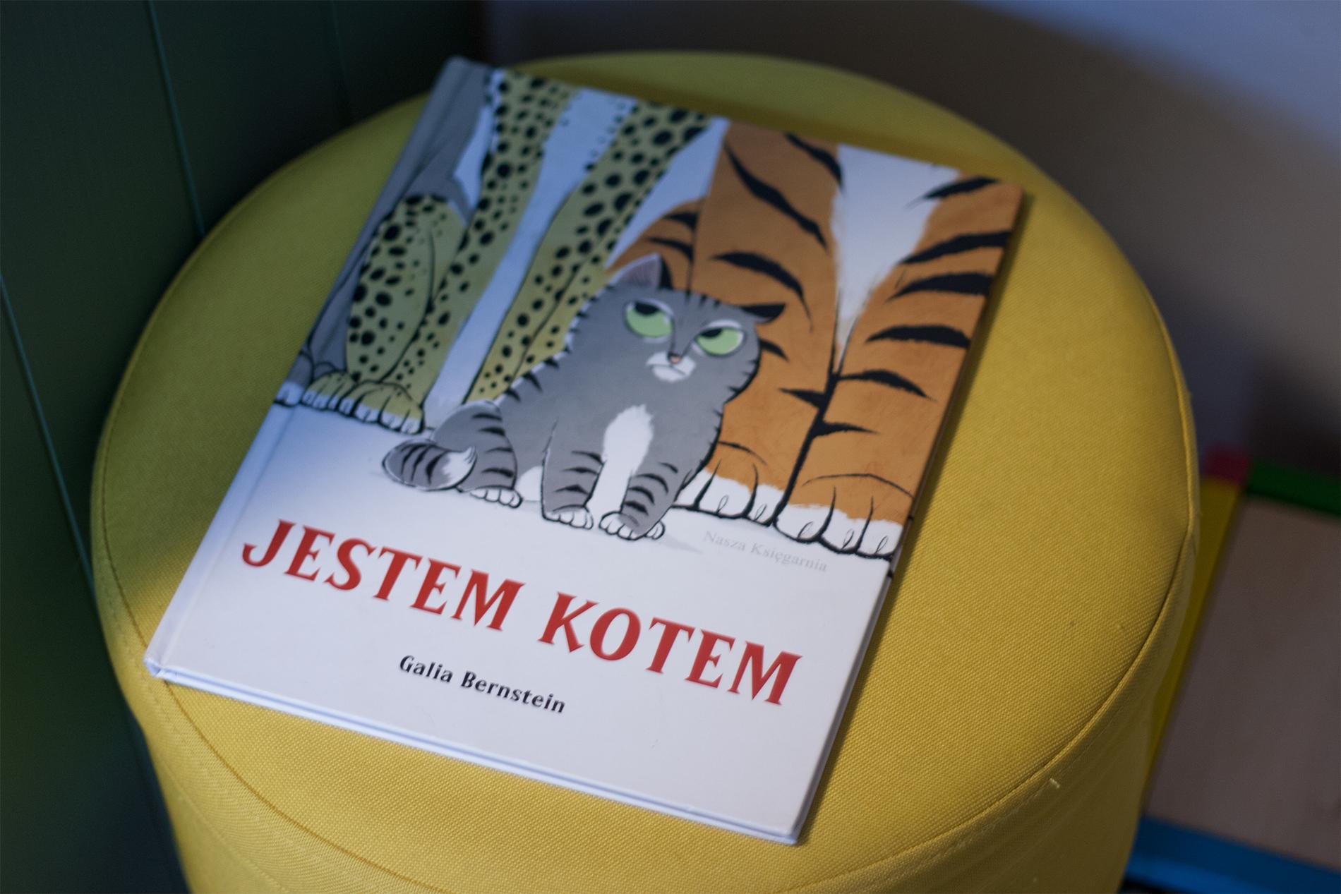 kotem - Nasze ulubione książki o zwierzętach