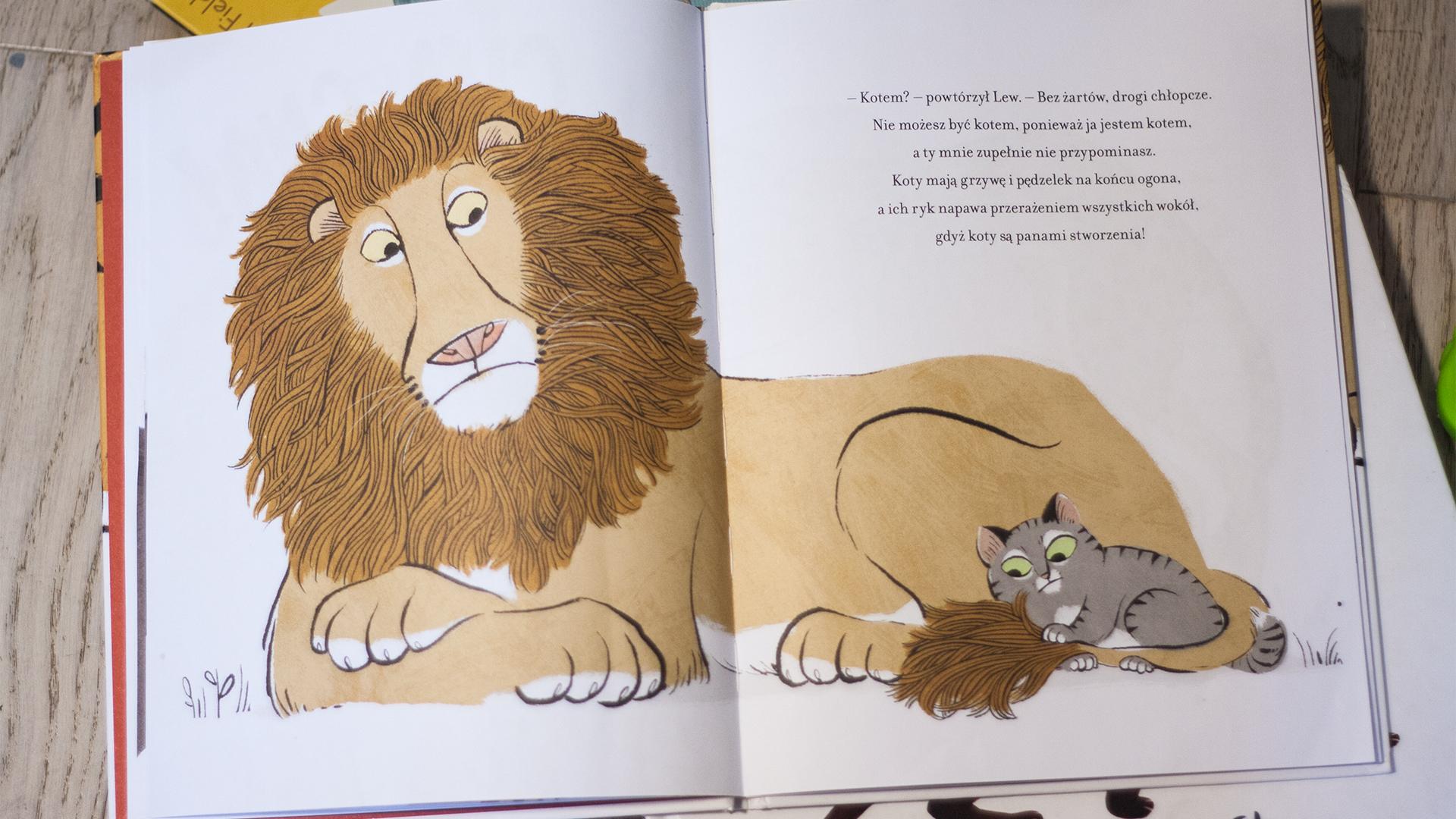 leww - Nasze ulubione książki o zwierzętach