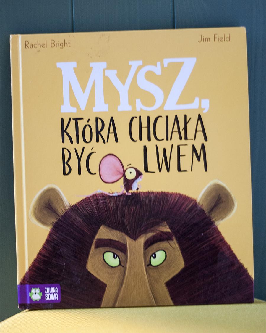 mysz - Nasze ulubione książki o zwierzętach