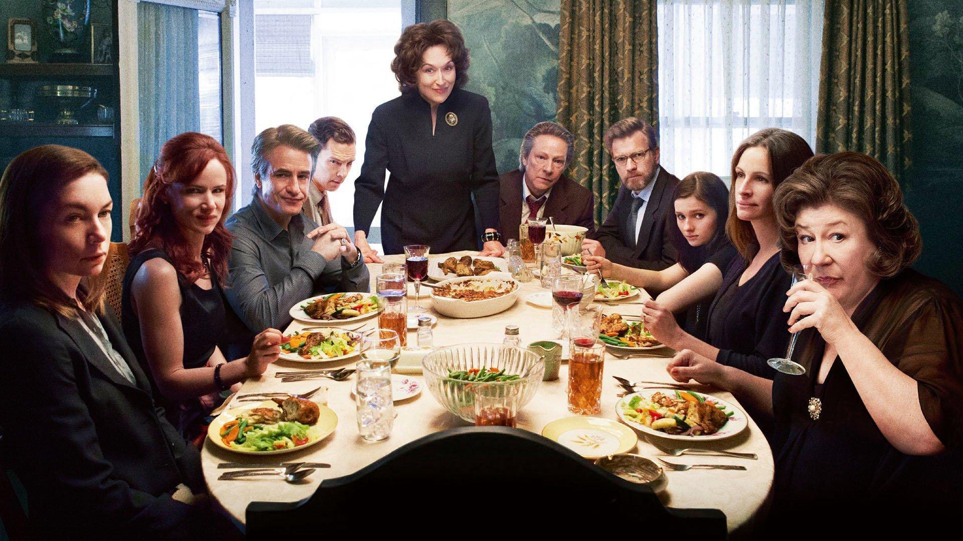 family scene - Rodzina nie jest najważniejsza. Ale jak to?