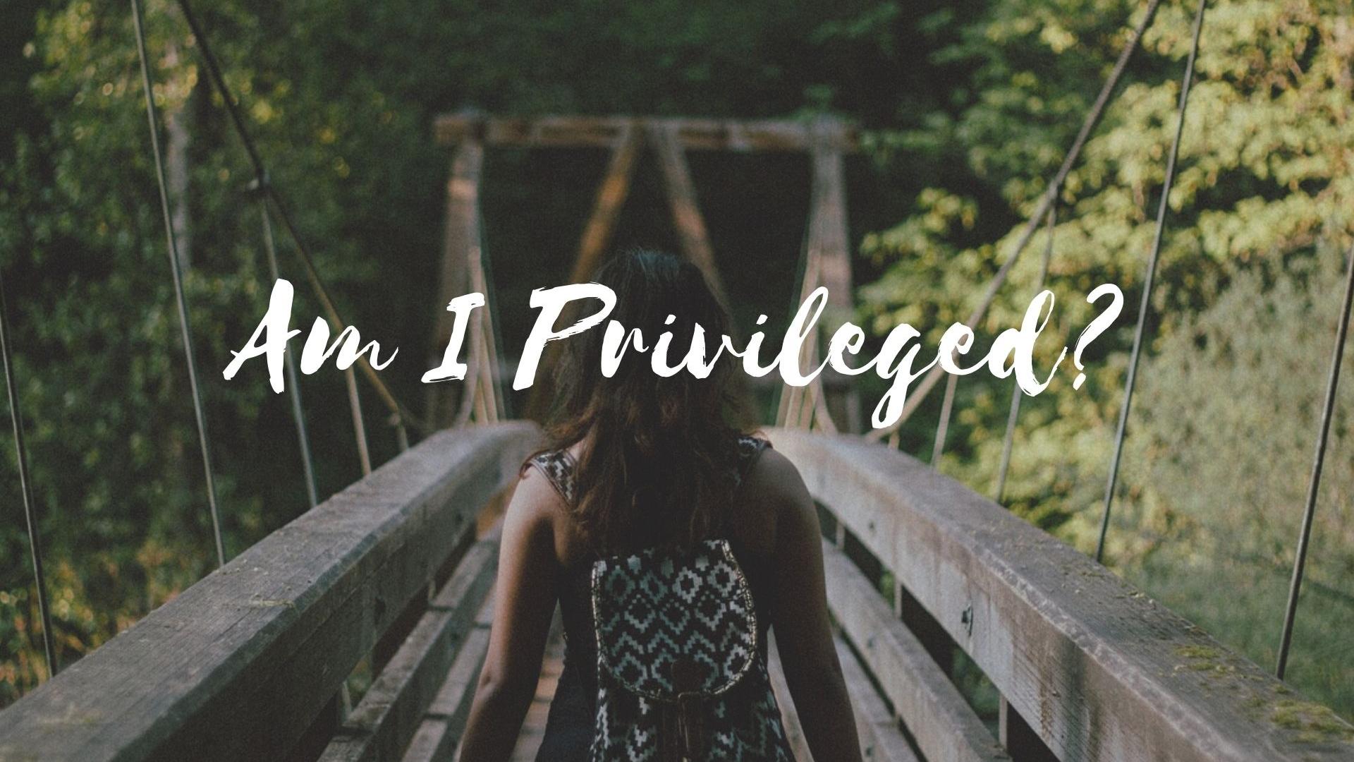 Am I Privileged  1 - Czym jest przywilej i dlaczego tak trudno nam go uznać?